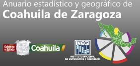 Anuario Estadístico de Coahuila
