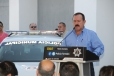Coordinación entre autoridades permite avances en seguridad: Rubén Moreira