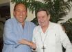 Se reúne Rubén Moreira con el Obispo de Piedras Negras