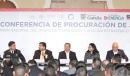 La ciudad de Saltillo, Coahuila, fue sede de la XIX Reunión Nacional del Grupo de Planeación, Análisis Estratégico contra el Secuestro.