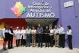 Inauguran Centro de Investigación y Atención del Autismo
