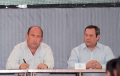 Reconoce Gobernador Rubén Moreira labor de Homero Ramos Gloria