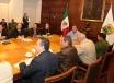 Encabeza Gobernador Rubén Moreira reunión de seguridad