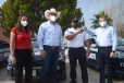 No bajaremos la guardia en materia de seguridad: Miguel Ángel Riquelme