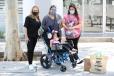 Entrega DIF Coahuila 300 sillas de ruedas a personas con discapacidad