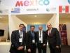Se reúne Gobernador Rubén Moreira con embajadores y empresarios en la Expo ALADI 2016