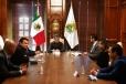 Gobierno de Coahuila y Nacional Financiera suman esfuerzos en apoyo a MIPYMES