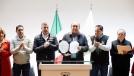 El Gobernador Rubén Moreira firmó la iniciativa de decreto para la creación de la Impulsora Minera de Coahuila