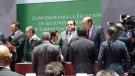 Participa Rubén Moreira en la Firma de Convenios para la Formalización del Empleo