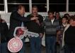 Entrega Gobierno del Estado camión escolar a la Telesecundaria México, en Múzquiz