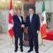 Se reúne Gobernador Rubén Moreira Valdez con Embajador de Canadá