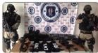 En la presente administración, se ha incautado a la delincuencia uniformes apócrifos, chalecos y ropa táctica