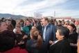 El Gobernador Rubén Moreira Valdez arrancó la construcción de las Capillas de Velación en Saltillo cuya inversión será de 7 mdp.