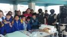 olicías de Coahuila entregan material bibliográfico, didáctico y deportivo a escuelas