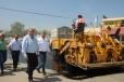 El Gobernador Rubén Moreira invierte 70 mdp en pavimento en Múzquiz