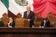 Rubén Moreira rindió su IV Informe de Gobierno, en el que detalló los avances que registra la administración en los primeros cuatro años de su gestión