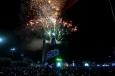 Evento de encendido del Pino Navideño e inauguración de la Pista de Hielo de Torreón.