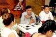 """El Subsecretario de PC en Coahuila, presentó la Carrera Nacional de Protección Civil """"prevenir es vivir"""" 3, 5 y 10 K, a realizarse el día 9 de ocubre"""