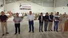 Inaugura Gobernador Rubén Moreira nave industrial y empresa en Cereso Varonil