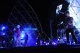 Asisten más de 8 mil personas al concierto de Ana Torroja en la Plaza Mayor