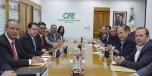 Logra Rubén Moreira acuerdos con CFE a favor de carboneros