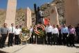 Preside Gobernador Rubén Moreira ceremonia para conmemorar natalicio de Don Benito Juárez
