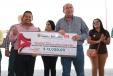Entrega Gobernador Rubén Moreira más apoyos para el campo en Boquillas del Carmen.