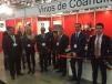Coahuila promociona los vinos del estado en Feria Internacional de Estocolmo, Suecia