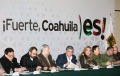 Preside Gobernador Miguel Riquelme XXI Sesión Ordinaria del Consejo Estatal de Seguridad