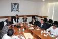 Se reúnen líderes gremiales con Director General del IMSS