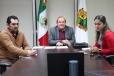 Primera videoconferencia entre Jiangsu y Coahuila