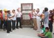 Con una inversión de 70 mdp se inauguró el puente sobre Arroyo Las Vacas