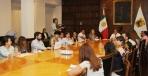 Analiza RMV con Jueces iniciativas de reforma para mejorar la administración de justicia