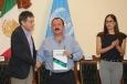 Coahuila ejemplo en la lucha contra la droga y el delito: ONU