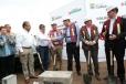 El Gobernador Rubén Moreira encabezó la colocación de la primera piedra de la empresa Lear Corporation  en la Región Laguna.