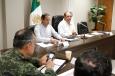 Encabeza el Gobernador Rubén Moreira Valdez reunión del Grupo de Coordinación Coahuila