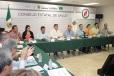 Encabeza Gobernador Rubén Moreira Valdez Consejo Estatal de Salud
