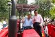 Entrega Gobernador Rubén Moreira 616 tractores