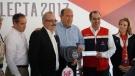 Encabeza Rubén Moreira Valdez inicio de Colecta Anual de la Cruz Roja
