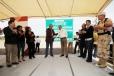 El Gobernador Rubén Moreira Valdez inauguró la modernización del Bulevar República en Piedras Negras.