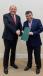 Recibe Eduardo Olmos nombramiento como Subsecretario de Coordinación y Enlace Gubernamental