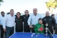 Impulsa Rubén Moreira la disciplina olímpica del tenis de mesa