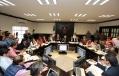 El Secretario de Finanzas compareció ante la Comisión de Auditoría Gubernamental y Cuenta Pública del Congreso del Estado.