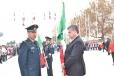 Conmemora Miguel Riquelme Día de la Bandera en la Carbonífera