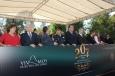 Encabeza Rubén Moreira desfile por 207 Aniversario de la Independencia de México