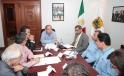 El Gobernador Rubén Moreira Valdez sostuvo una reunión con los ejecutivos de la empresa Hexaware Technologies