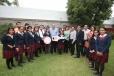 Entrega Gobernador Rubén Moreira apoyo a jóvenes estudiantes