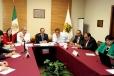 El Procurador General de Justicia del Estado, compareció ante legisladores de las Comisiones de Gobernación y DH sobre el tema de  Patrocinio.