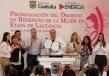 Promulgó Rubén Moreira Decreto en favor de trabajadoras del Estado en etapa de lactancia
