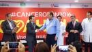 Presenta Rubén Moreira campaña Cancerotón Coahuila 2016